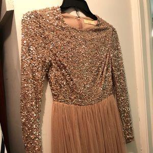 Maya 2 petite ASOS prom/formal/bridesmaid dress